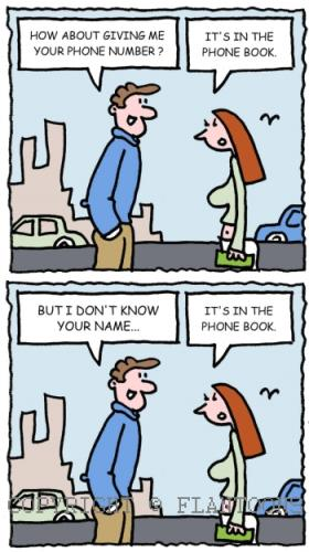 Cartoon: dating14 (medium) by Flantoons tagged love,and,cartoons,looking,for,publisher