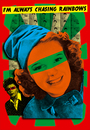 Cartoon: ALWAYS CHASING RAINBOWS (small) by zellaby tagged judy,garland,collage,zellaby,pop,art,popart