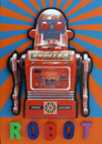 Cartoon: TIN ROBOT (small) by zellaby tagged tin,robot,zellaby,collage,toy