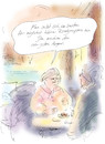 Cartoon: Engagementsstrategie (small) by Bernd Zeller tagged ehrenamt