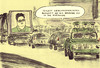 Cartoon: Kimbeisetzung (small) by Bernd Zeller tagged kim,il,jong,nordkorea