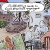 Cartoon: Volkszählung (small) by Bernd Zeller tagged volkszählung,google,street,view