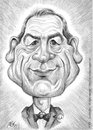Cartoon: Tommy Lee Jones (small) by Portraits-Karikaturen tagged tommy,lee,jones,karikatur,caricature
