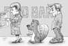 Cartoon: Beaver killers (small) by wyattsworld tagged yukon,beavers,foodbank