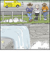 Cartoon: EPS Tour 2012 (small) by noodles tagged prostate,falls,bathroom,bus
