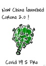 Cartoon: Corona 2.0 (small) by Stefan von Emmerich tagged corona,evolution