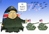 Cartoon: North Korea Parade (small) by NEM0 tagged noko,north,korea,peninsula,70,years,anniversary,korean,nukes,military,parade,tanks,fireworks,asia,reunification,nuclear,deal,denuclearisation,kim,jong,un,first,chairman,nem0,nemo