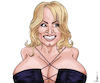 Cartoon: Stormy Daniels (small) by NEM0 tagged stephanie,gregory,clifford,stormy,daniels,sex,porn,pornstar,donald,trump,scandal,nem0