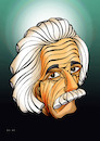 Cartoon: Albert Einstein (small) by Wesam Khalil tagged albert,einstein,theory,of,relativity,illustration,drawing,zeichnung,pascal,kirchmair,cartoon,caricature,karikatur,ilustracion,dibujo,desenho,ink,illustrazion,eillustratie,dessin,de,presse,du,jour,art,the,day,tekening,teckning,cartum,vineta,comica,vignetta,caricatura,portrait,relativitätstheorie,genius,genie,mastermind,wiz,whizz,whiz,genio