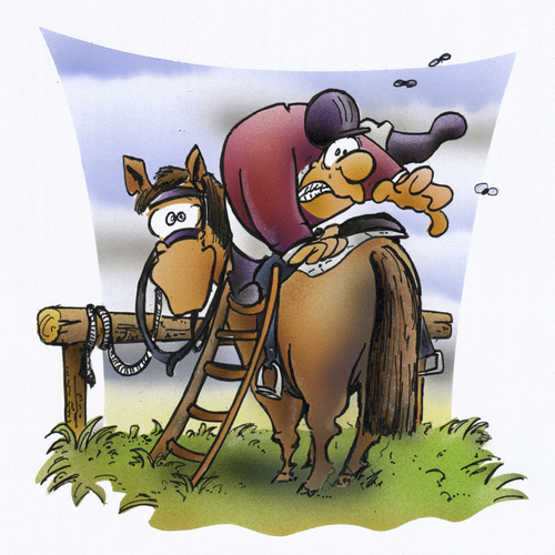 Cartoon: horse riding (medium) by HSB-Cartoon tagged saddlestirrup,rider,riding,horse,horseshoe,bridle,showjumping,dressage,pferd,reiter,zaumzeug,sattel,springreiten,dressurreiten,airbrushcartoon,airbrush,horse,riding,rider,saddlestirrup,horseshoe,bridle,showjumping,dressage,pferd,reiter,zaumzeug,sattel,springreiten,dressurreiten,airbrushcartoon,airbrush