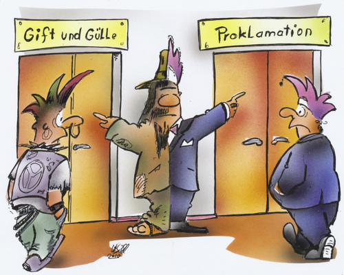 Cartoon: Karneval (medium) by HSB-Cartoon tagged karneval,fasching,narren,narrenkappe,proklamation,karneval,fasching,narren,narrenkappe,proklamation