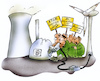 Cartoon: Atomausstieg (small) by HSB-Cartoon tagged atom,energie,atomenergie,atomausstieg,ausstieg,erneuerbare,energien,ressourcen,strom,stromversorgung,atomkraftwerk,akw,demonstration,demo,hsb,hsbcartoon,airbrush,cartoon,karikatur,illustration,windrad,windenergie,umwelt,umweltschutz,natur,klima,klimaschutz