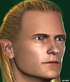 Cartoon: Orlando Bloom - Legolas (small) by Cartoonfix tagged orlando,bloom,legolas,herr,der,ringe,lord,of,the,rings