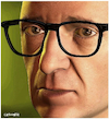 Cartoon: Woody Allen (small) by Cartoonfix tagged woody,allen