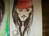 Cartoon: Jack Sparrow (small) by HA Purvis tagged jacksparrow pirate piratesofthecaribean johnnydepp