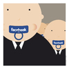 Cartoon: FACEBOOK (small) by Giuseppe Scapigliati tagged zuckerbook