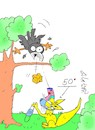 Cartoon: 50 (small) by yasar kemal turan tagged 50