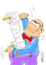 Cartoon: no comment (small) by yasar kemal turan tagged no,comment
