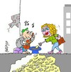 Cartoon: wealth the heart (small) by yasar kemal turan tagged the,heart