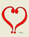 Cartoon: what is love? (small) by yasar kemal turan tagged what,love,heart,question,mark,valentine
