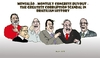 Cartoon: Mensalao (small) by Fusca tagged lula,pt,scandal,corruption,latrocracy