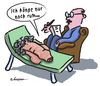 Cartoon: Depressiv (small) by rpeter tagged psychater,depression,couch,sofa,sex,penis