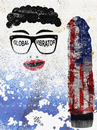 Cartoon: A Case (small) by Zoran Spasojevic tagged emailart,digital,collage,graphics,global,vibrator,usa,america,spasojevic,zoran,paske,case,kragujevac,serbia