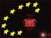 Cartoon: Red Lantern (small) by Zoran Spasojevic tagged digital,europe,eu,collage,graphics,red,lanternn,emailart,zoran,spasojevic,paske,kragujevac,serbia