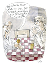 Cartoon: Die Fehler der Anderen (small) by Christoph Gremmer tagged psychotherapie,dialog,therapie