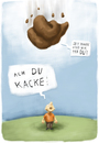 Cartoon: Ungefragt Duzen (small) by kgbr tagged duzen german humor