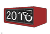Cartoon: 2017 (small) by Tjeerd Royaards tagged 2017,new,year,grim,reaper