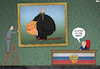 Cartoon: Decorating the Office (small) by Tjeerd Royaards tagged usa,helsinko,moscow,russia,putin,trump,summt