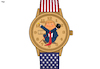 Cartoon: Tick Tock (small) by Tjeerd Royaards tagged trump,watch,clock,time,2017,2018,new,year