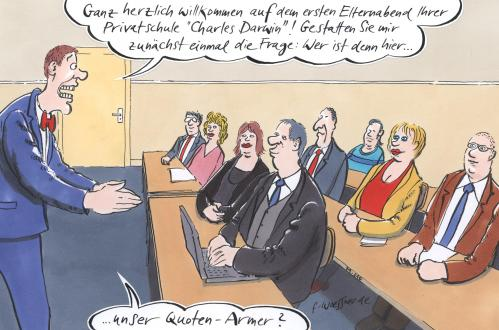 Cartoon enarmer medium by woessner tagged privatschule