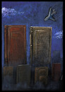 Cartoon: BOOK OF REMEMBRANCE (small) by JARO tagged september,11th,books,terrorist