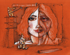 Cartoon: Changes (small) by JARO tagged old,young,woman,changes