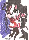 Cartoon: MICHAEL JACKSON (small) by Seydi Ahmet BAYRAKTAR tagged michael,jakson