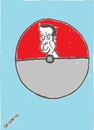 Cartoon: Pokemon attention instead may ta (small) by Seydi Ahmet BAYRAKTAR tagged pokemon,attention,instead,may,tayyip