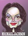 Cartoon: Caricature of Michael Jackson (small) by Steve Nyman tagged caricature,of,michael,jackson