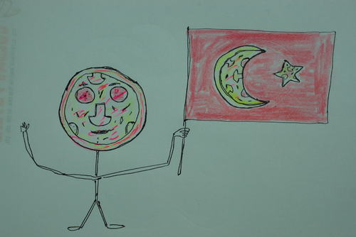 Cartoon: 23 Nisan ve pizza (medium) by MSB tagged pizzapitch
