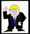 Cartoon: boris (small) by MSB tagged boris