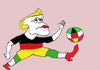 Cartoon: euro-2o12 (small) by MSB tagged yorumsuz