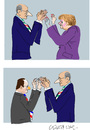 Cartoon: High Five (small) by gungor tagged europe