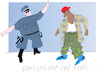 Cartoon: Hip Hop Style (small) by gungor tagged usa