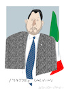 Cartoon: Matteo salvini (small) by gungor tagged italy