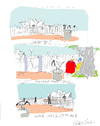 Cartoon: Sydney-56 (small) by gungor tagged australia