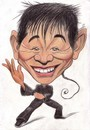 Cartoon: Jet Li (small) by Tomek tagged jet,li