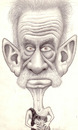 Cartoon: terry jones (small) by Tomek tagged terry,jones,bible