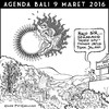 Cartoon: Nyepi Day V Kala Rau on March 9 (small) by putuebo tagged bali,nyepi,sun,eclipse