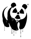 Cartoon: Save the Jap Panda! (small) by pv64 tagged panda,wwf,japan,nuclear,fear